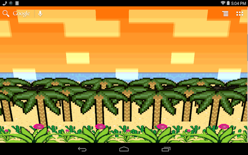 8-Bit Forest Wallpaper- screenshot thumbnail