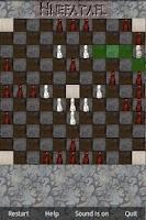 Screenshot of Hnefatafl - King's Table FREE