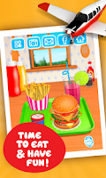 Screenshot of Burger Deluxe - Cooking Games