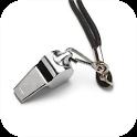 Whistle Sound Sport Game Sound icon