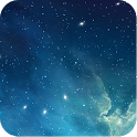 Galaxy Water Ripple Lwp icon