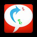 Car sharer – Car sharing logo