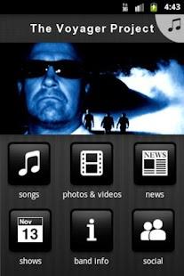 The Voyager Project - screenshot thumbnail
