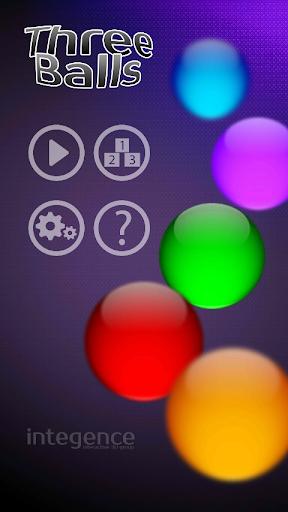 Three Balls HD Free