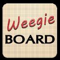 Weegie Board logo