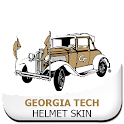 Georgia Tech Helmet Skin icon
