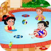 Decorating Pool For Kids