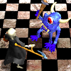 Monster Checkers icon