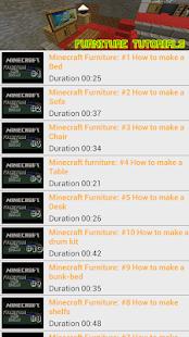 【免費動作App】Furniture Ideas for Minecraft-APP點子