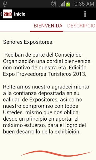 Expo Proveedores 2013