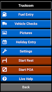Truckcom Mobile- screenshot thumbnail