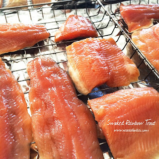 Smoked Rainbow Trout.