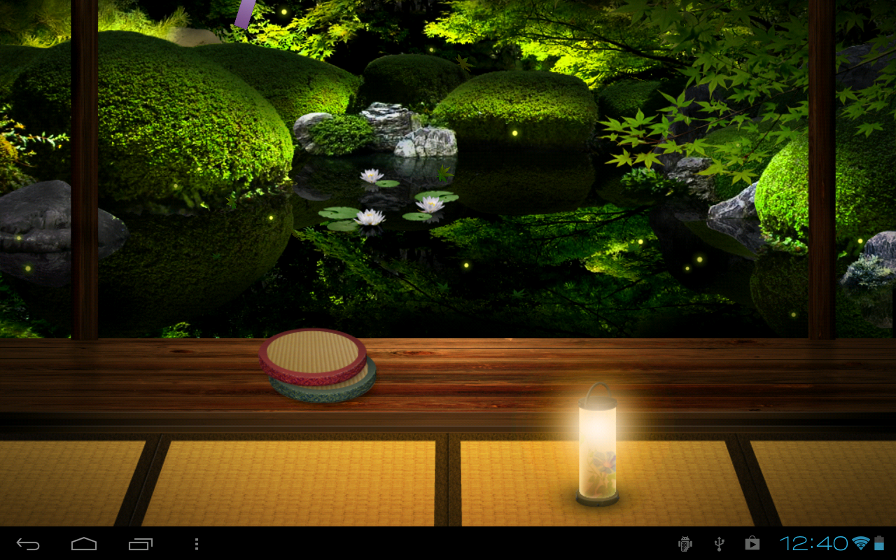 Zen Garden Summer LW Android Apps On Google Play