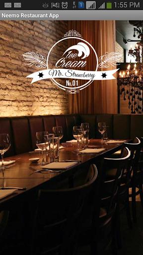 Neemo Restaurante App