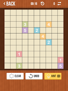 NumberLink - Sudoku Style Game
