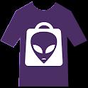 UFO T-SHIRT icon