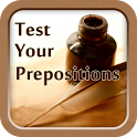 Test Your Prepositions icon
