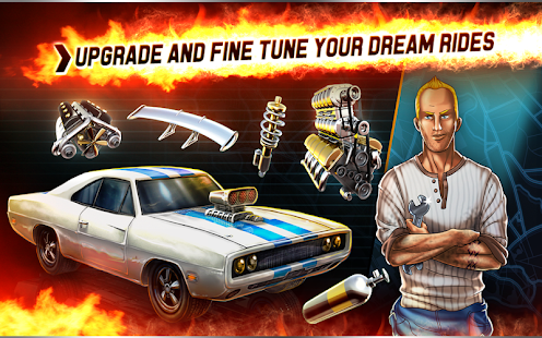 Hot Rod Racers Screenshot 4