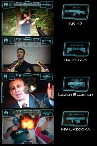 Assassin FPS- screenshot