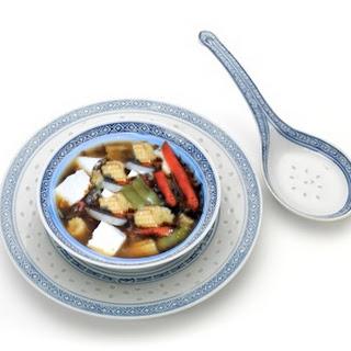 Spicy Tofu Hot Pot