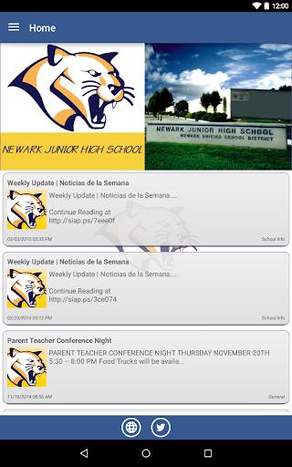 【免費教育App】Newark Junior High School-APP點子
