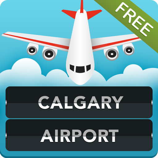 Calgary Airport Information 旅遊 App LOGO-硬是要APP