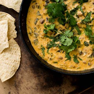 New Year's Day queso compuesto