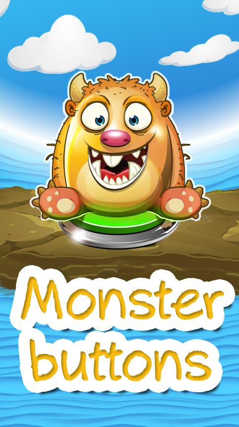 Monsterbuttons - screenshot
