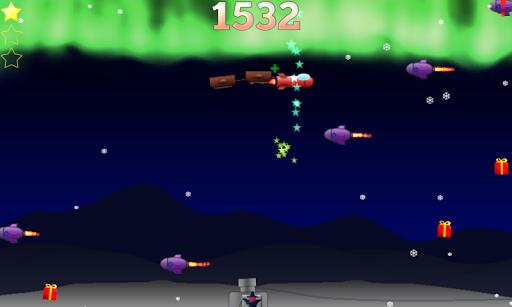 Rocket Sledge Xmas Free