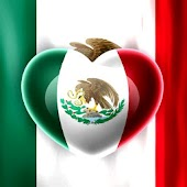 Love Mexico Flag LWP