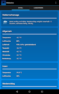 Meteoino screenshot 5