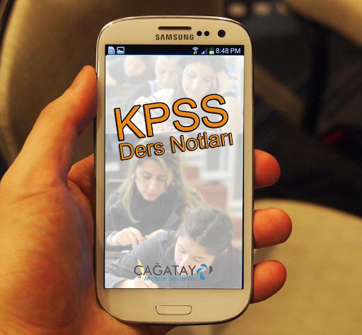 KPSS Ders Notları 2014