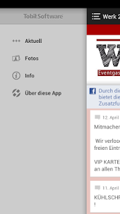 Werk 2 Eventgastronomie - screenshot thumbnail
