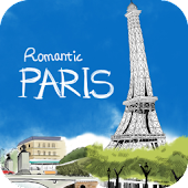 Romantic Paris live wallpaper
