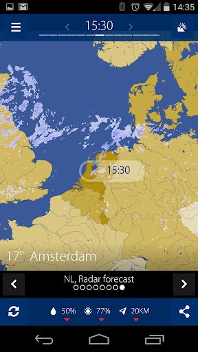 Sat24, Weather satellite  screenshots 4