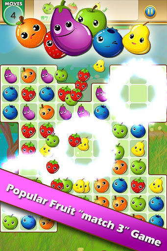 Fruit Heroes - Match 3 Game