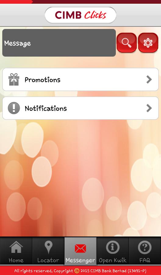CIMB Clicks Malaysia- screenshot