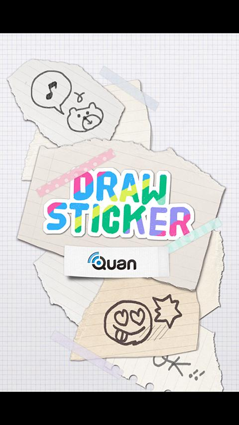 Draw Sticker for LINE Facebook- screenshot
