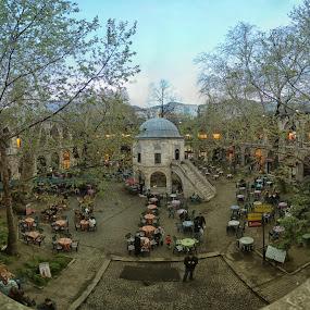 *** by Yasin Akbaş - City,  Street & Park  Historic Districts