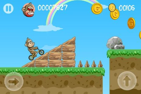 BMX Crazy Bike - screenshot thumbnail