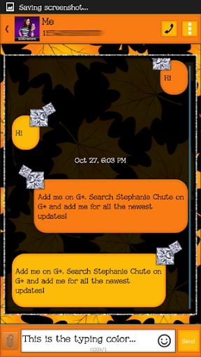 玩個人化App|GO SMS THEME - SCS355免費|APP試玩