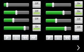 Screenshot of MidiDroide