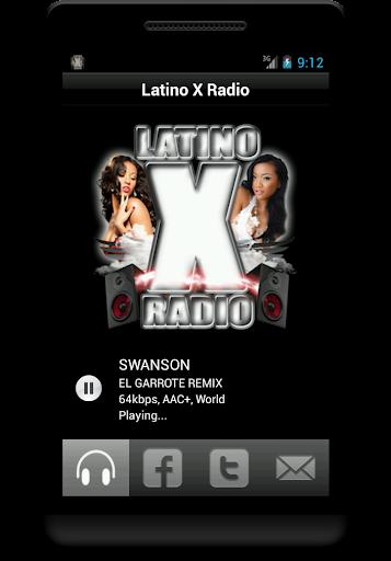 Latino X Radio