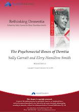 Psychosocial Bases of Dementia