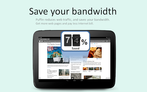 Puffin Web Browser Free - screenshot thumbnail