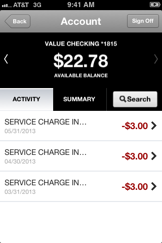 El Dorado Savings Bank Mobile - screenshot