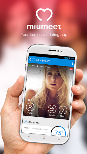 MiuMeet Chat Flirt Dating App Apk Download by MiuMeet