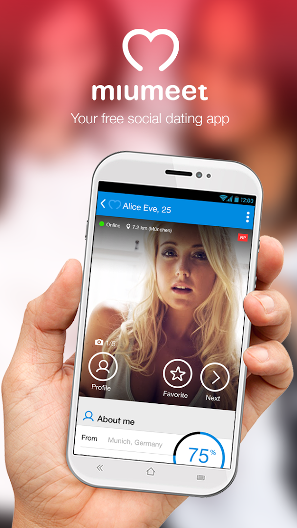 free dating app & flirt chat download