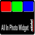 Tout Dans Photo Widget Free icon