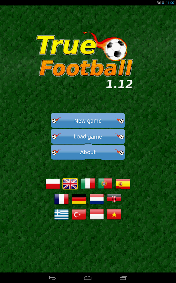 True Football- screenshot